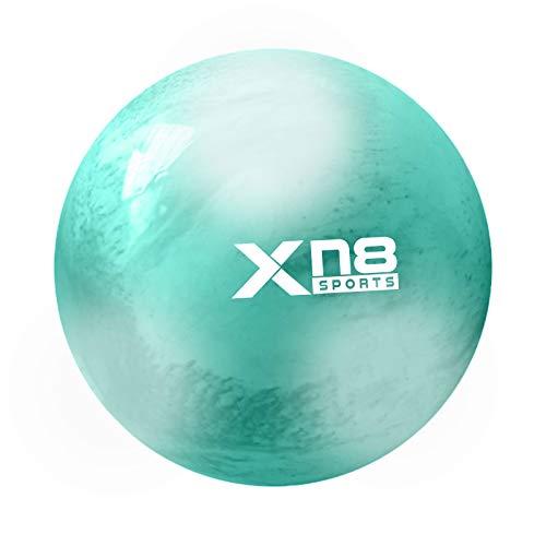 XN8 Pelota de Pilates Embarazo -Pelota de Ejercicio Anti Burst para Gimnasia, Yoga,Equilibrio, Fitness, Entrenamiento- Size 55cm 65cm 75cm 85cm- incluidos Bomba