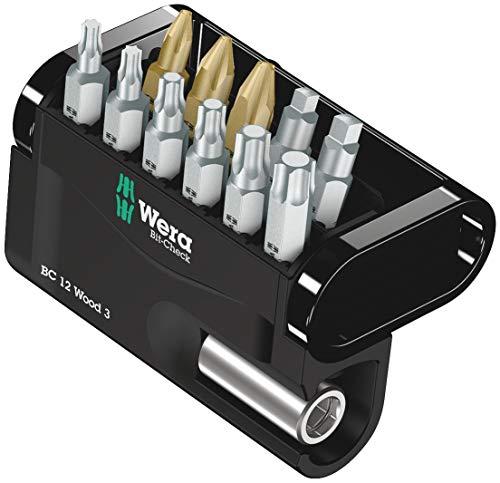 Wera 057426 Bit-Check 12 Wood 3
