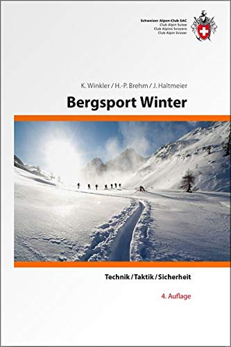 Bergsport Winter: Technik / Taktik / Sicherheit (Ausbildung/Natur)