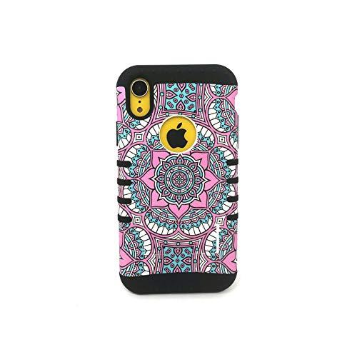 KOOL KASE Tribal Series 1 Rocker Phone Case for iPhone XR (Black)