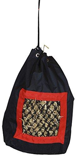 /Foin Avec Ouverture Fress et crochets de suspension Sac |sack pour sac /à foin/ Filet /à foin Foin Sac heutasche