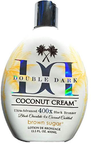 Black Chocolate Double Dark Coconut Cream 400X 13.5oz