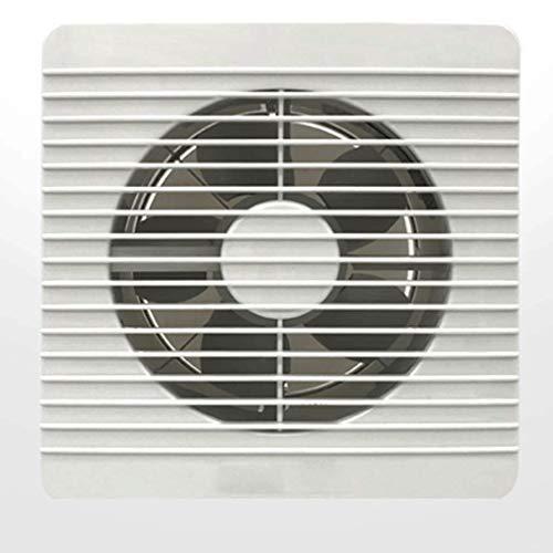 no-logo WJDDJ Ventilador Silencioso De Ventilación For Baños Y Viviendas, Certificado.