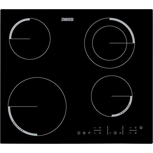 Zanussi zen6641 x BA – Plaque mixte zen6641 x BA d'induction et vitrocéramique