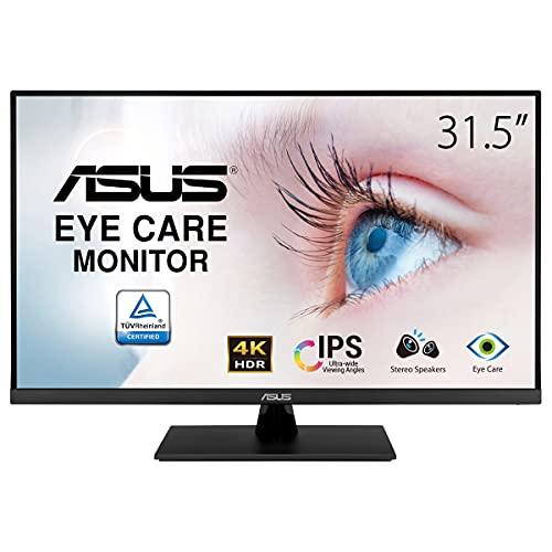 ASUS VP32UQ - Monitor Eye Care 31.5 Pulgadas, 4K UHD (3840 x...