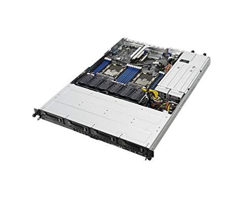 ASUS RS500-E9-RS4 Intel C621 LGA 3647 Bastidor (1U) Negro