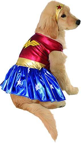 Rubie's Wonder Woman Dog Costume