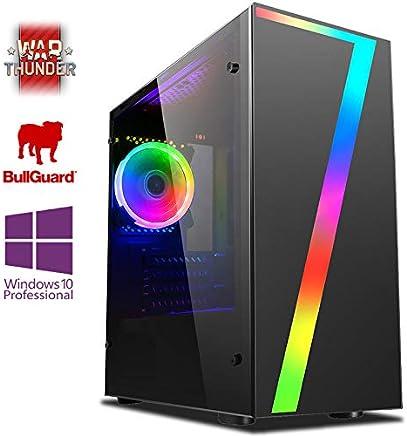 Vibox Killstreak GS850T-74 Gaming PC Ordenador de sobremesa ...