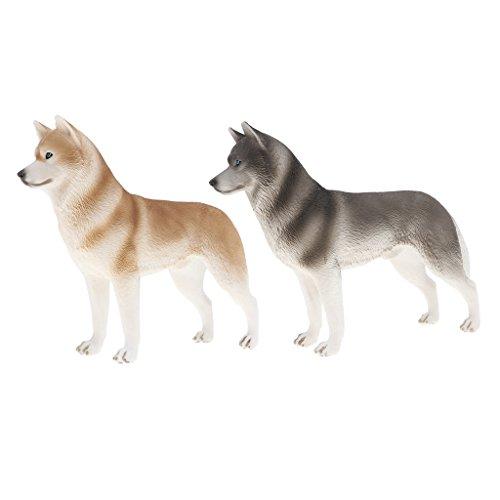 non-brand Juguete de Simulación Figura de Animales Salvajes o Marinos en Miniatura...