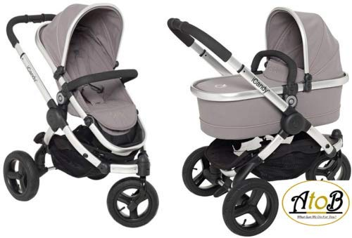 iCandy Peach Jogger Glacier With Carrycot