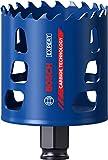 Bosch Professional 1 x Sierras de corona Expert Tough Material, para Madera con metal, 60 mm, Accesorios Taladro de impacto rotativo