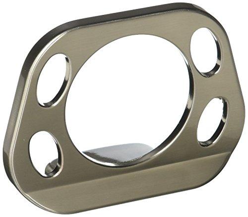 Franklin Brass D2405SN Futura, Bath Hardware Accessory, Toothbrush and Tumbler Holder, Satin Nickel