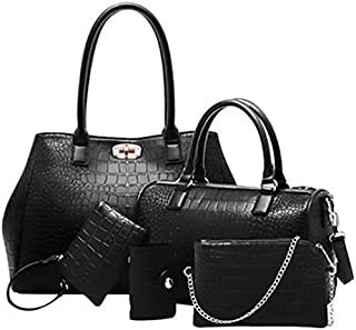 MY2 Multi-Function Five -Piece Set Tote Bag for Women
