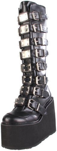 Demonia Swing-815 - Klassischer Stiefel Mujer