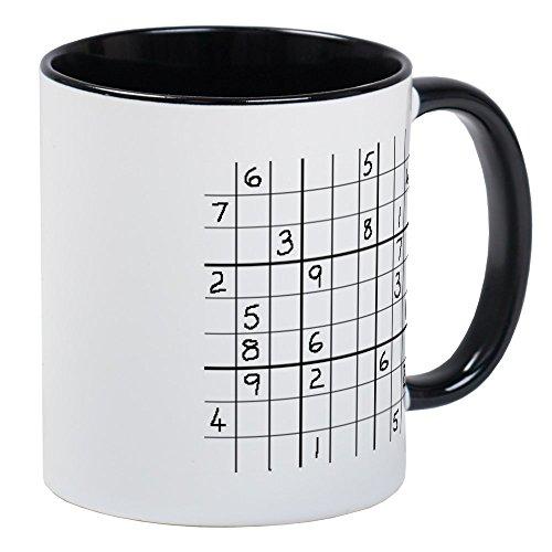Solvable Sudoku Puzzle Mug