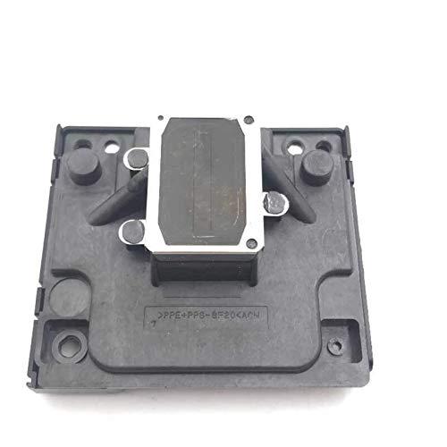 Accesorios para impresoras Cabezal de impresión compatible con Epson Fit para PX115 C90 C92 D92 SX120 SX125 SX127 SX130 S22 WF620 SX100 SX105 SX106 SX109 SX215 SX218 SX210 Cabezal Print. Color: gris)