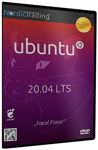 Ubuntu 20.04 LTS 64bit DVD