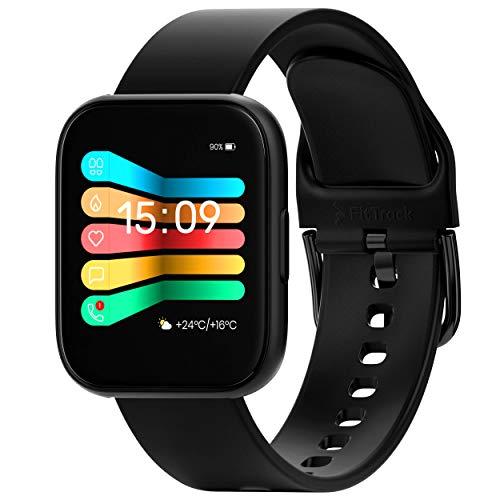 FitTrack Atria 2.0 Smartwatch de Salud - Reloj Inteligente Deportivo, Mujer, Hombre,...