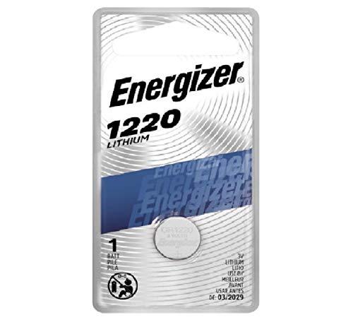 Energizer CR1220 Pile Lithium 3V
