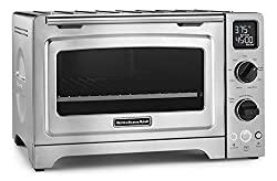 "KitchenAid KCO273SS 12"" Convection Bake Digital Countertop Oven - Stainless Steel finish"