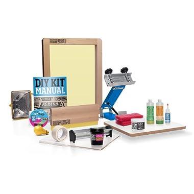 DIY PRINT SHOP Awesome Gig Poster Screen Printing Kit