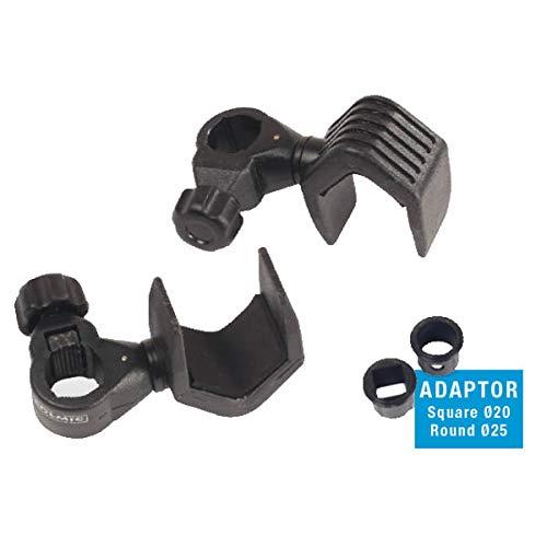 Colmic Butt Res für das Angeln Rutenhalter Lateral Durchmesser 30 mm Feeder Bolo