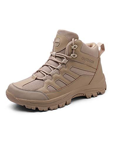CCKK Zapatos De Senderismo Al Aire Libre Antideslizantes para Hombres Tamaño 39-49 Zapatos De Viaje Salvajes para Hombres Zapatillas Cómodas para Hombres Zapatos Casuales para Hombres