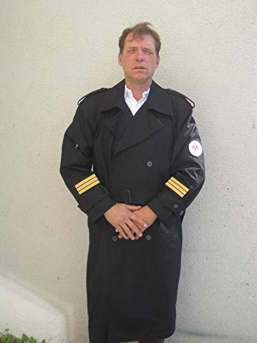 NVA Marine Mantel Gr. 58 Kapitän Matrose Halloween -Faschingsartikel