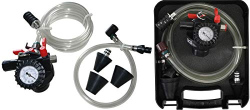 BGS 9502 | Kühlsystem-Befüll- und Entlüftungsgerät | 6-tlg. | Entlüfter | Kühler | Tester | Motorkühlsystem
