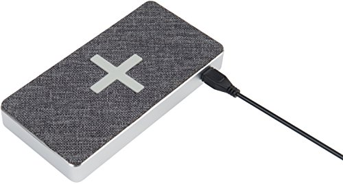 Xtorm XW300 Power Bank Wireless 8000 (QI), Color Gris