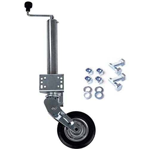 Roue de soutien automatique de 400 kg avec Matériel de fixation.