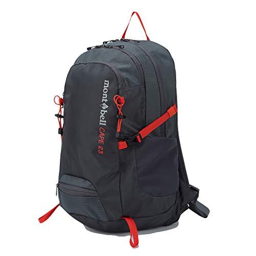 (モンベル) mont-bell ケープ 登山バッグ リュック tracking backpack CAPE 23L (グレー) [並行輸入品]