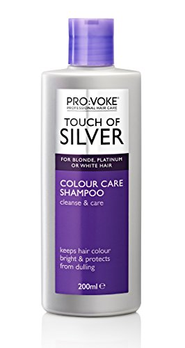 Touch of Silver Colour verzorgingsshampoo, 200 ml