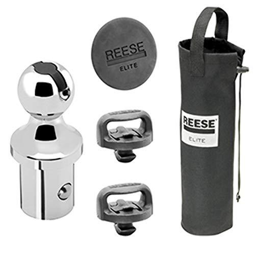 Reese Elite Series Gooseneck Hitch Head, Accessory Kit, Gooseneck Hitch Ball,...