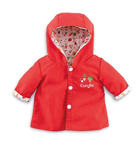 Corolle Mon Premier Poupon 30cm Regenmantel / für alle 30cm Babypuppen / Für Kinder ab 18 Monaten geeignet