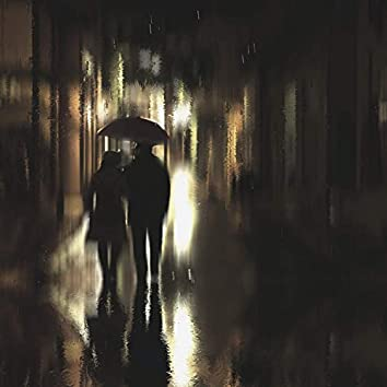 Walk in the Rain at Midnight