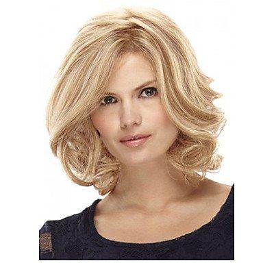 Gzhuang Europe et aux États-Unis vendre comme Hot gâteaux Blond Cheveux courts Perruques