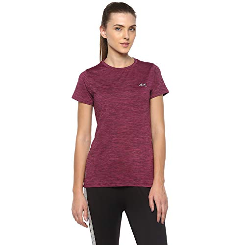Nivia 2365-1 Hydra-1 Polyester Training Tee, Adult X-Large (Fuchsia)