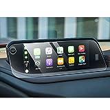 LFOTPP Protector de pantalla de navegación para Mazda3 CX30, dureza 9H, resistente a los arañazos, protector de pantalla HD