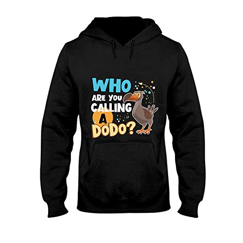 Who are You Calling A Dodo Hoodie