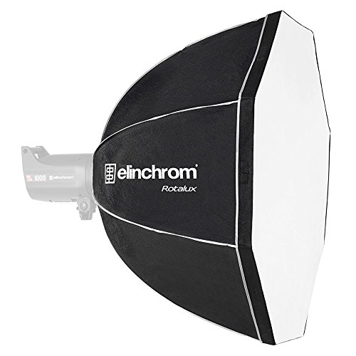 Elinchrom Rotalux Deep Octabox 100 cm (el26648), ohne Speedring