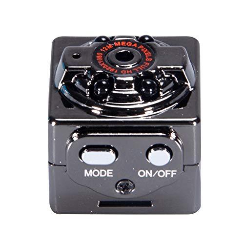 SQ8 Mini HD 1080P DV-Kamera, mit Infrarot-Nachtsicht, Bewegungserkennung, Voice Video Recorder