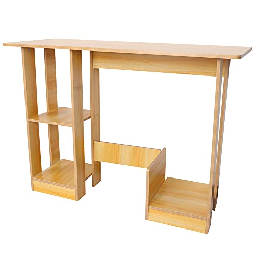 Home & Office Furniture Computer Desk PC Workstation Table with Shelf