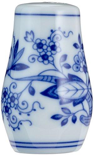 Hutschenreuther 02001-720002-15035 Zwiebelmuster Pfefferstreuer, blau