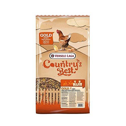 Versele Laga Countrys Best Gold 4 Mix Hühnerfutter (5kg) (kann variieren)