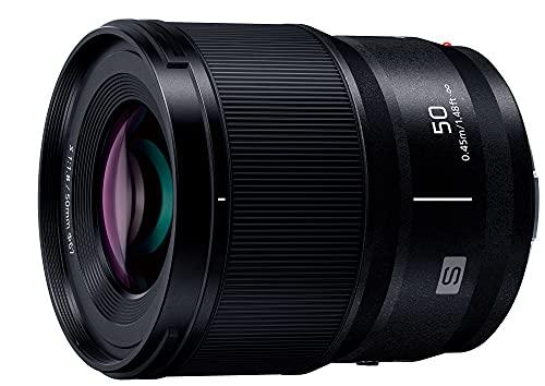 パナソニック 大口径標準単焦点レンズ フルサイズミラーレス一眼 Lマウントシステム用 ルミックス LUMIX S 50mm F1.8 S-S50
