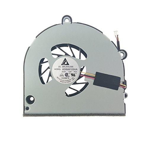 Ventilador Toshiba - K000111250 y part number KSB06105HA