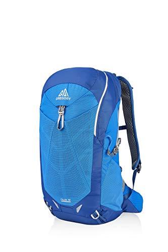 Gregory Herren Miwok Backpack Rucksack, Blau (Reflex Blue), 18 L