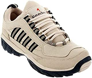 Reedass Men's Sports Shoes (Tan)
