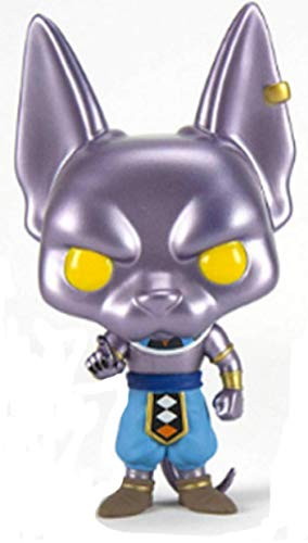 CXNY Dragon Ball Z Beerus Version en Color Especial Figura de Vinilo Coleccion Modelo Juguetes